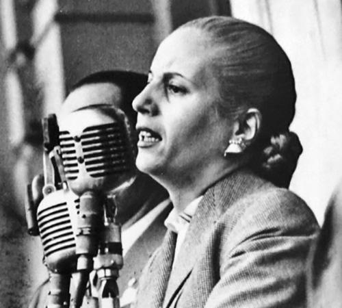 Susana Reinoso. Buenos Aires capital del teatro. Be Cult. Revista Be Cult. Eva Perón.