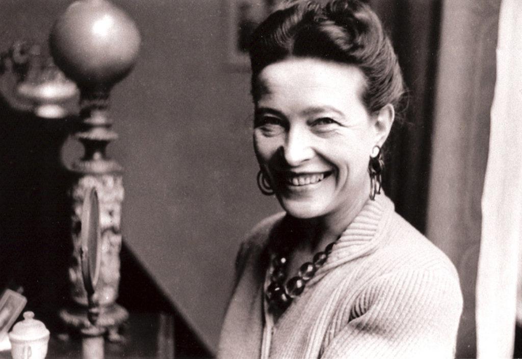 Simone de Beauvoir. Séverine Auffret. Be Cult. Revista Be Cult. Los derechos de las mujeres, ¡no siempre progresan en línea recta!