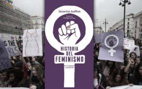 Séverine Auffret. Be Cult. Revista Be Cult.Los derechos de las mujeres, ¡no siempre progresan en línea recta!