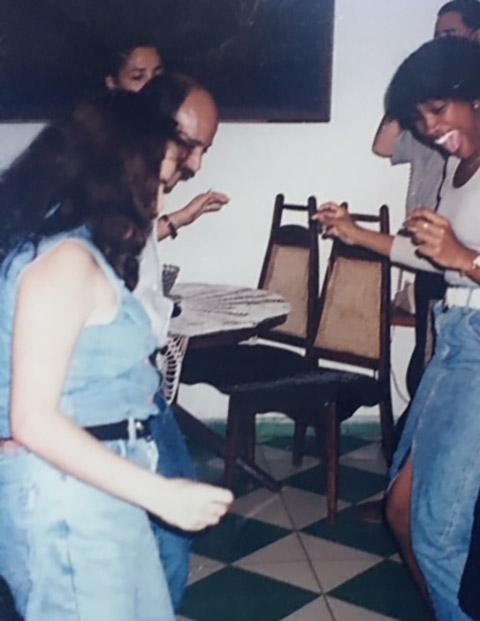 Calamaro por Terré. La conexión cubana. Be Cult. Revista Be Cult.