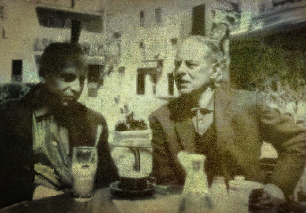 Witold Gombrowicz y Virgilio Piñera. Be Cult. Revista Be Cult.