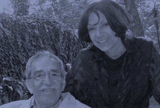 Luisa Valenzuela y Gabo