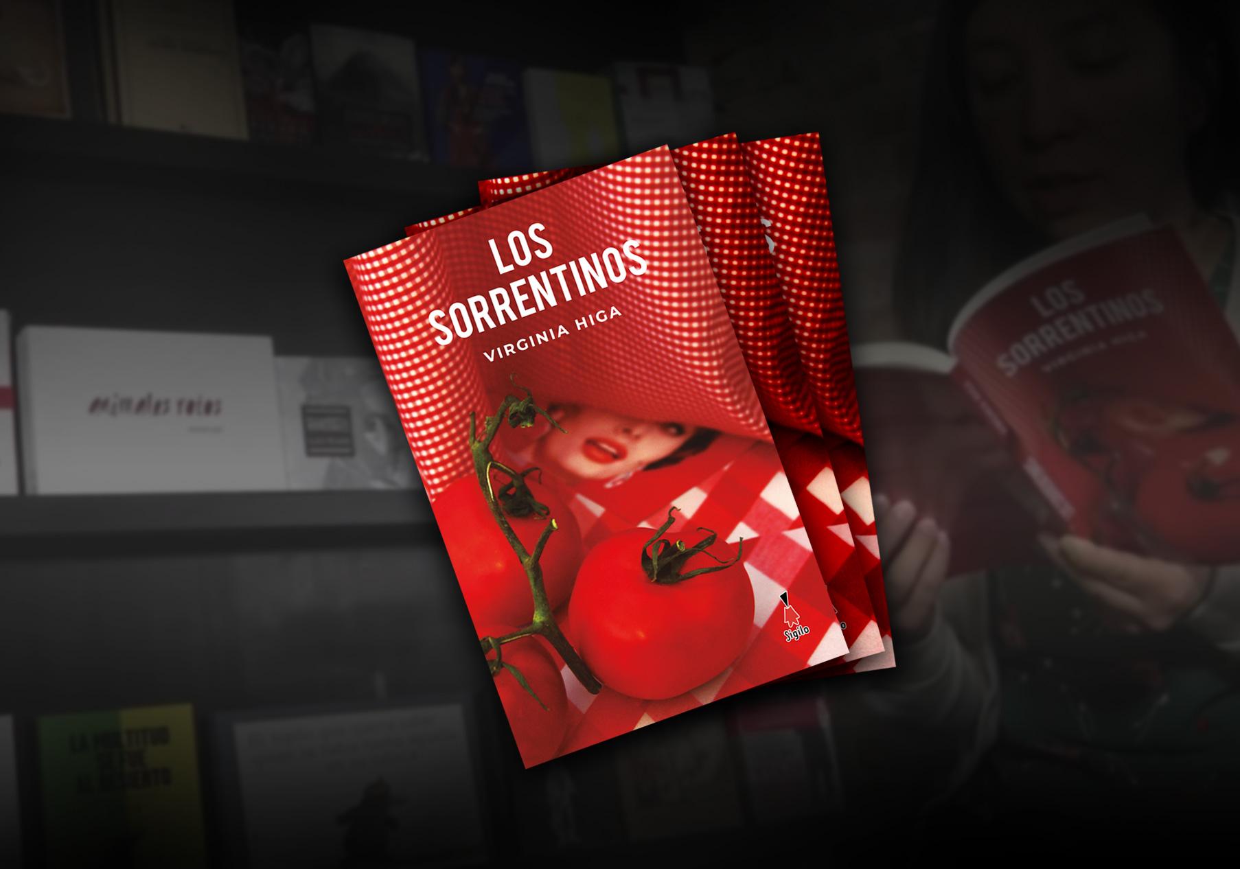 Be Cult portada libro Los Sorrentinos Virginia Higa