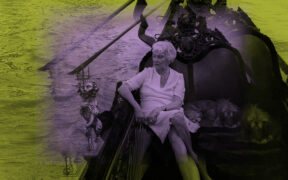 Revista Be Cult. Be Cult. Peggy Guggenheim.